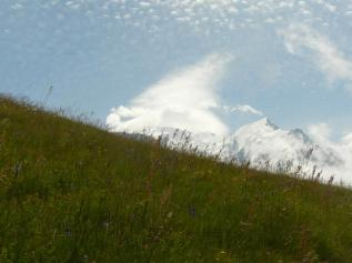 Le Prarion, Haute-Savoie (juillet 2012)