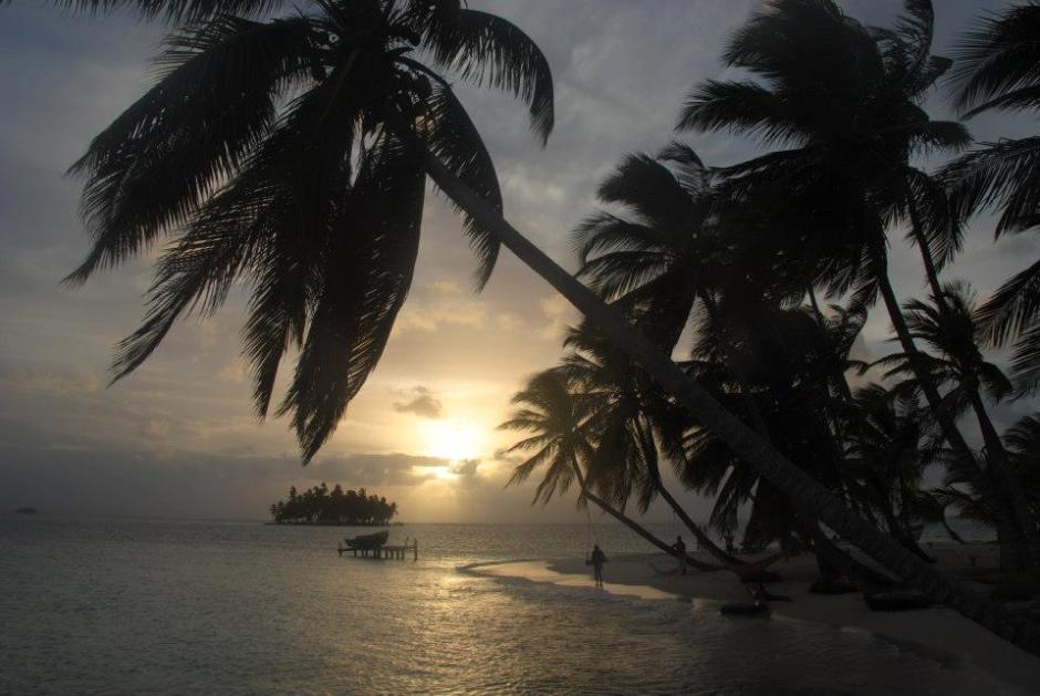 Kuanidup, Panama (mars 2011)