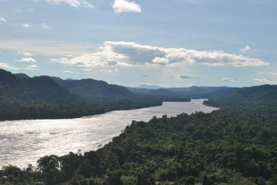 Rio Caura, Vénézuela (mai 2013)