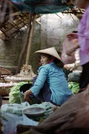Marché Nord-Vietnam