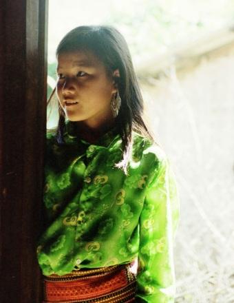 Jeune fille H'mong