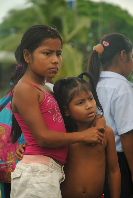 Sambu, Darien, Panama (mars 2011)