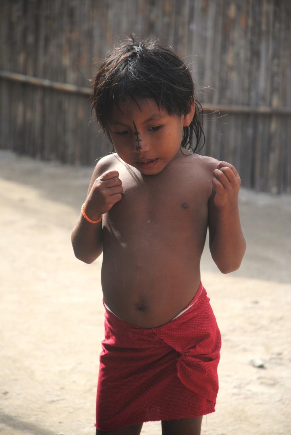 Isla Machina, îles San Blas, Panama (mars 2011)
