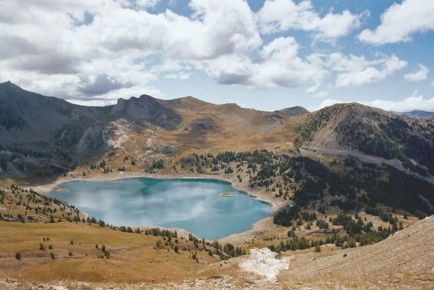 Lac d'Allos, Mercantour