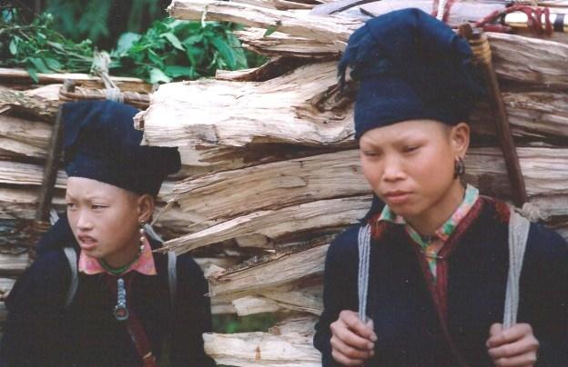 Tribu Nord Vietnam (décembre 2001)
