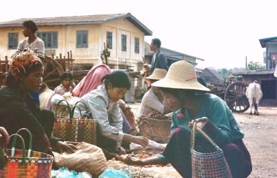 Pays Shan, Birmanie (octobre 2005)