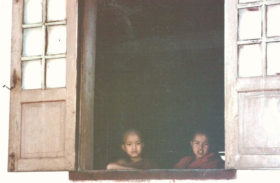 Monastère birman (octobre 2005)