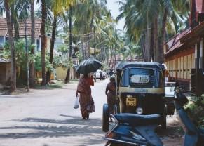 Scène de rues, Fort Cochin (mars 2003)