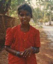 """Anita"", Old Goa, India (mars 2003)"