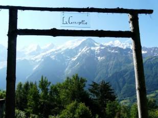 Les Houches ou le Balcon du Mont-Blanc (juillet 2013)