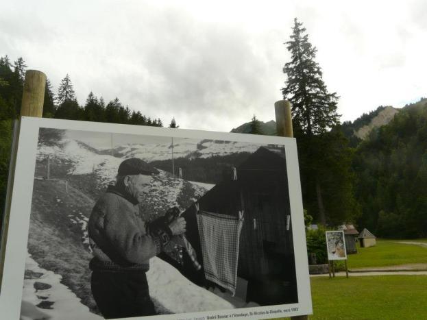Notre Dame de la Gorge, Haute-Savoie (juillet 2012)