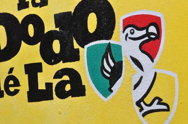 La Dodo Lé La, la Réunion (octobre 2011)