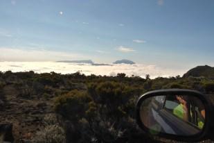 Sur la route du volcan, la Réunion (octobre 2011)