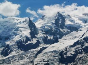 Sa Majesté le Mont-Blanc