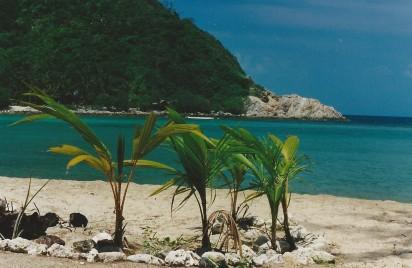 Rêve de plages à Koh Pha N'Gan