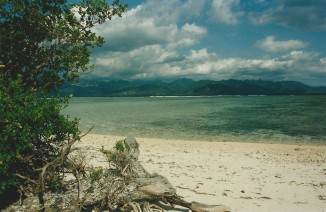 Gili Trawangan, Indonésie