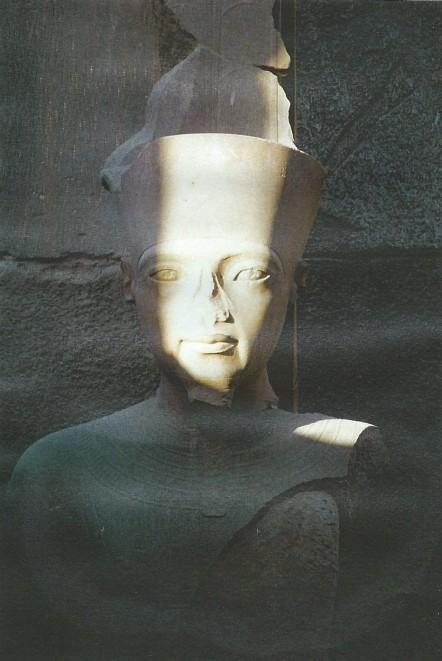 Louxor, Egypte (novembre 1999)