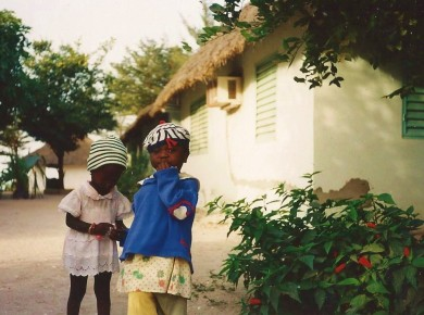 Cap Skirring, Sénégal, 1998