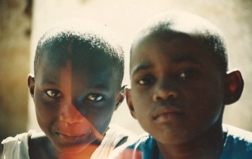 Jeunes garçons Diolas, Casamance, Sénégal, 1998