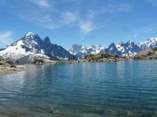 Le Lac Blanc (juillet 2014)