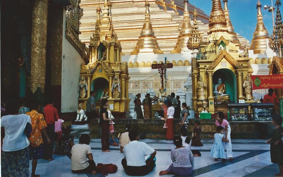 Pagode_Birmanie